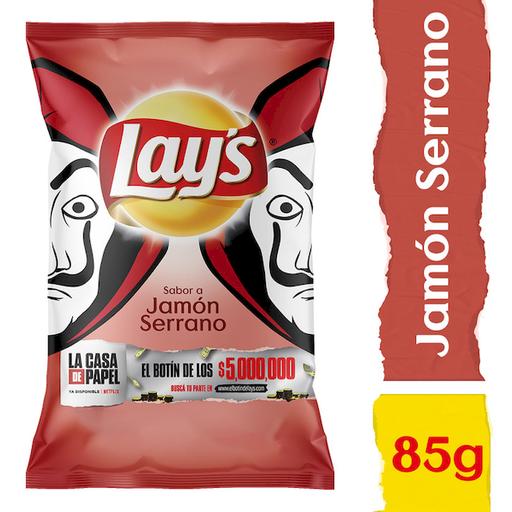 Lay's Papas Sabor Jamón