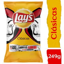 Lays Snack Papas
