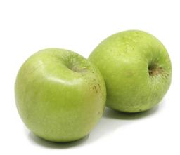 Manzana Verde Orgánica