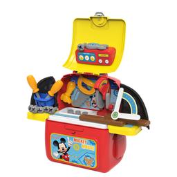 Ax Toys Mochila Playset Mickey Mecánico Disney (9206)