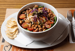 Ensalada Rice Salad