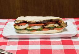 Sándwich Grill Vegano