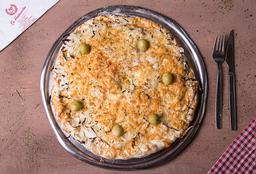 Pizza de Fugazzeta Rellena