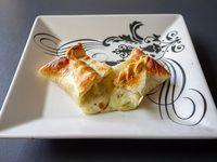Empanada de Apio al Roquefort