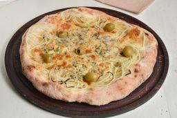 Pizza Fugazzeta & Roquefort