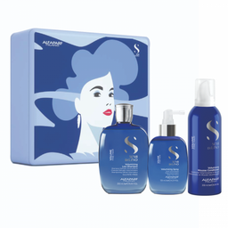Alfaparf Kit Capilar Volumizing Semi Di Lino Holiday