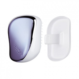 Tangle Teezer Cepillo Compact Styler Premium White-Blue