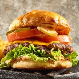 Burger All American