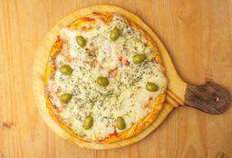 Dos Pizzas Muzzarella