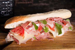 Sándwich El de Gruyere
