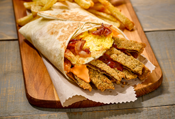 Mila Burrito Panceta y Huevo