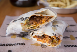 Roll Burrito Bondiola & Papas