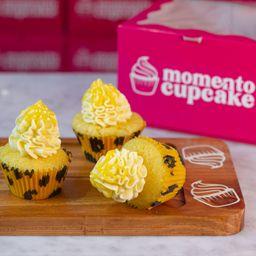 Mini Cupcake Maracuyá X 3