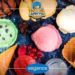 1/2 kg de Helado Vegano