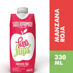 Jugo Manzana Roja 330 ml