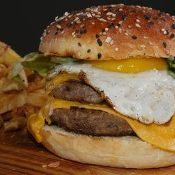Doble Cheese Burger XL
