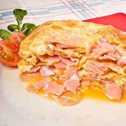 Omelet Mixto