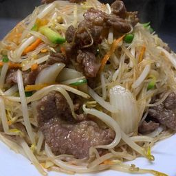 Chao Mifen con Carne