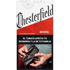 Chesterfield Box 20