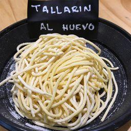 Tallarín Al Huevo