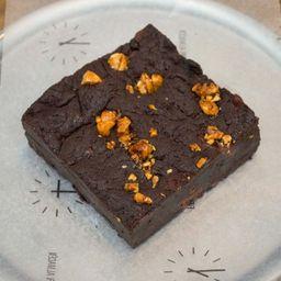 Brownie de Chocolate y Trigo Sarraceno (sin Tacc)
