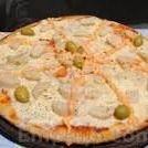 Pizza Palmitos con Jamón