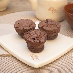 Mini Brownie de Chocolate X 3