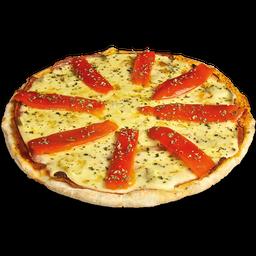 1/2 Pizza Jamón & Morrón