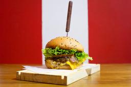 Meet Lovers Burger