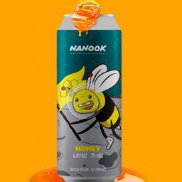 Cerveza Honey 473 ml