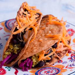 Tacos Cispy Veggie
