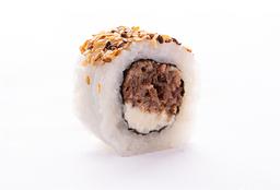 Uramaki Cooked Salmon Rolls
