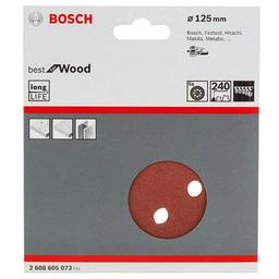 Bosch Lija Excéntricas 125 mm Rw Gr240