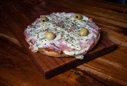 Roquefort y Panceta