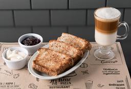Tostadas + Café