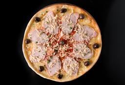 Pizza con Lomito Ahumado