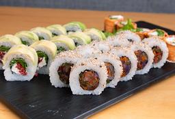 Tabla Sushi Kanú Veggie - 25 U