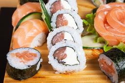 Tabla Sushi Rainbow - 35 U