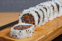 Roll Vegetariano - 10 Unidades
