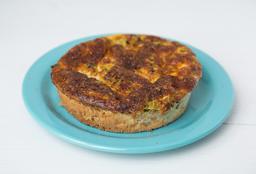 Tarta de Brócoli