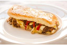 Pepper N Onion Sandwich