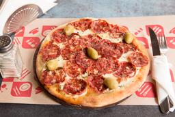Pizza Calabresa - Grande