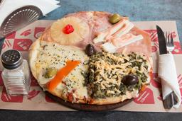 Pizza 4 Estaciones - Grande