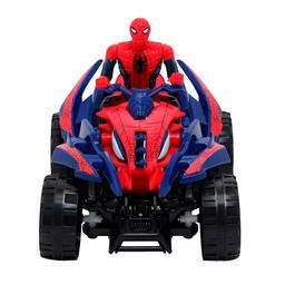 Toymaker Juguete Cuatriciclo Fricción Spiderman 7128