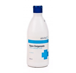 AGUA OXIGENADA vol 10 .x250ml