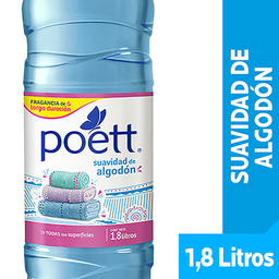 Poett Limpiador Liquido Desinfectante Suav Alg Multi