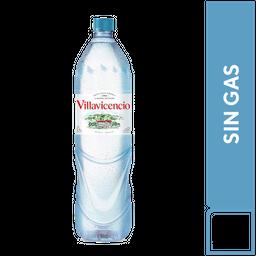 Villavicencio sin Gas 1 L