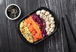 Sushi Salad de Salmón