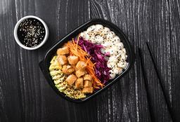 Sushi Salad de Langostinos