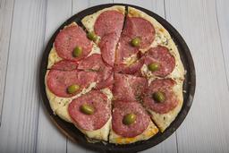 Pizza Especial con Salame